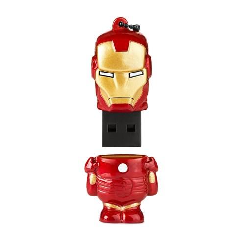 Pendrive Multilaser Marvel Vingadores Homem de Ferro 8GB