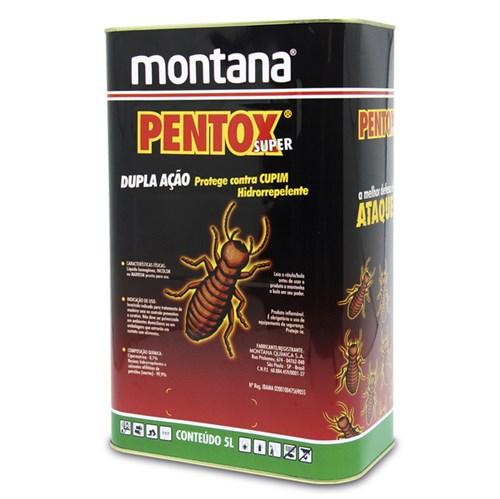 Pentox Super 5L Incolor Pronto para Uso