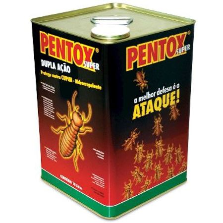 Pentox Super Dupla Ação Imunizante para Madeiras 18 Litros