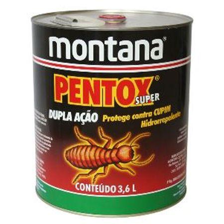Pentox Super Dupla Ação Imunizante para Madeiras 3,6 Litros