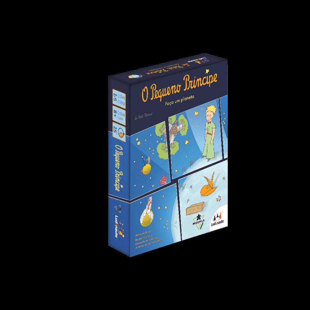 Pequeno Príncipe: Faça Seu Planeta