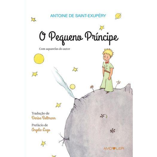 Pequeno Principe, o - Amo Ler