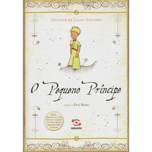 Tudo sobre 'Pequeno Principe, o - Edicao Luxo - Geracao'