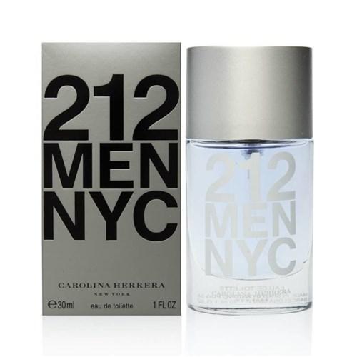 Perfume 212 Men - Carolina Herrera - Masculino - Eau de Toilette (50 ML)