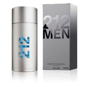 Perfume 212 Men Eau de Toilette Carolina Herrera Masculino - 30ml