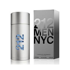 Perfume 212 Men Eau de Toilette Masculino 100ml - Carolina Herrera