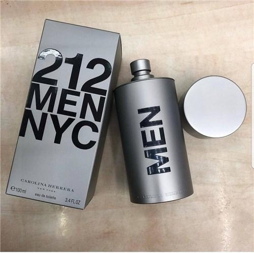 Perfume 212 Men Masculino Eau de Toilette - Carolina Herrera - 100Ml (100ml)
