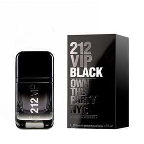 Tudo sobre 'Perfume 212 VIP Black Masculino Eau de Parfum 50ml'