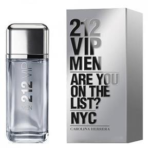 Perfume 212 VIP Men Masculino Eau de Toilette - Carolina Herrera - 30 Ml
