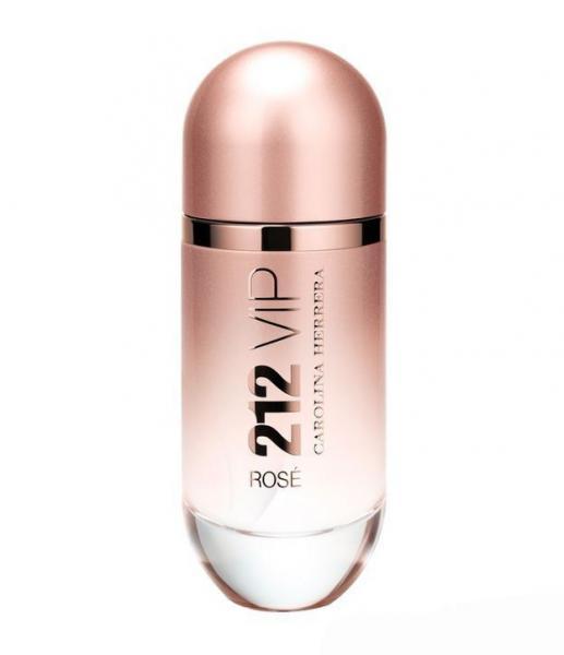 Perfume 212 Vip Rose 125 Ml - Carolina Herrera