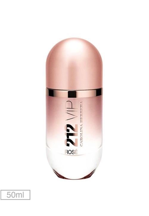 Perfume 212 Vip Rose Carolina Herrera 50ml