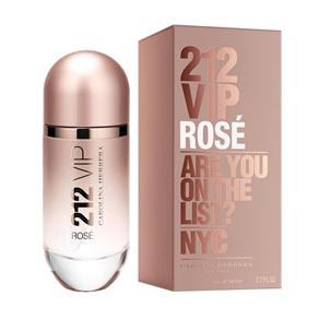 212 Vip Rose Eau de Parfum Feminino 80ml - Carolina Herrera