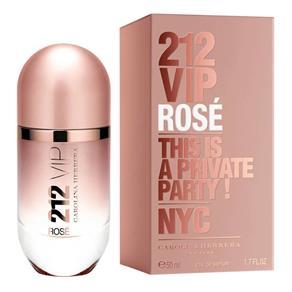 Perfume 212 Vip Rosé Feminino Carolina Herrera Eau de Parfum 50ml