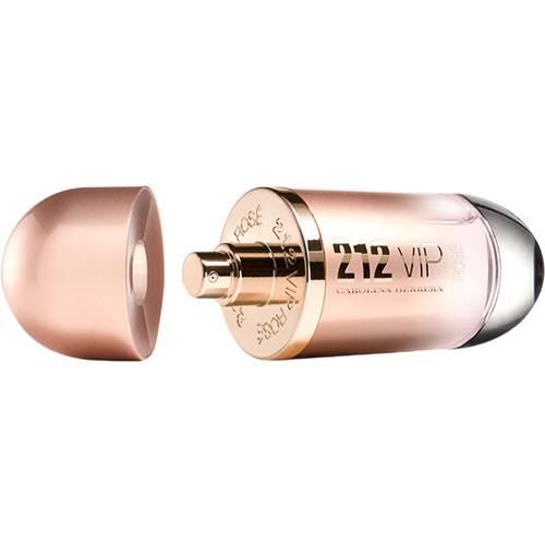 Perfume 212 VIP Rosé Feminino Carolina Herrera Eau de Parfum