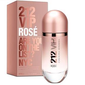 Perfume 212 Vip Rose Feminino Eau de Parfum 80ml