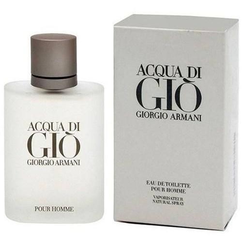 Perfume Acqua Di Gio Pour Homme 50Ml Edt Masculino Giorgio Armani