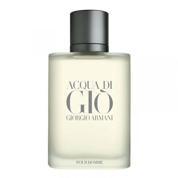 Perfume Acqua Di Gio Pour Homme Masculino Eau de Toilette 100ml - Giorgio Armani