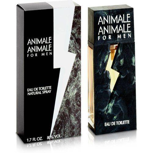 Perfume Animale For Men Eau de Toilette Masculino - 100ml