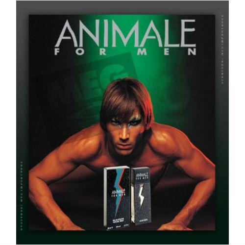 Perfume Animale For Men Masculino Eau de Toilette 30ml