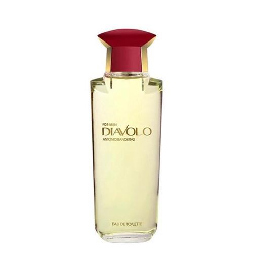 Perfume Antonio Banderas Diavolo Eau de Toilette Masculino 100 Ml