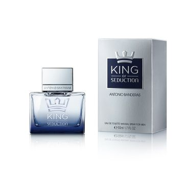 Tudo sobre 'Perfume Antonio Banderas King Of Seduct 50ml'