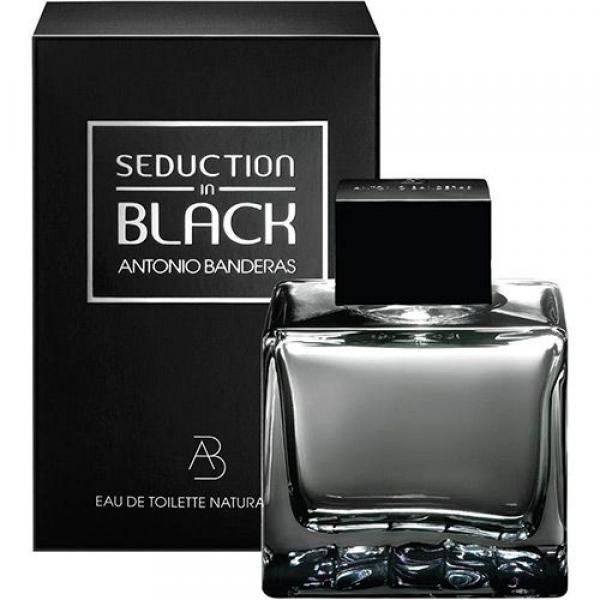 Perfume Antonio Banderas Seduction In Black EDT 100 ML