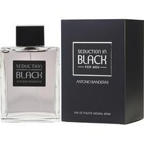 Perfume Antonio Banderas Seduction In Black EDT M 50ML