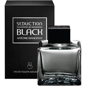 Perfume Antonio Banderas Seduction In Black EDT