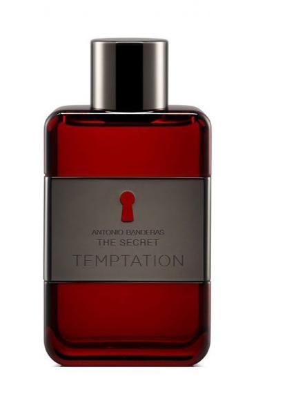 Perfume Antonio Banderas The Secret Temptation Eau de Toilette Masculino 100ML
