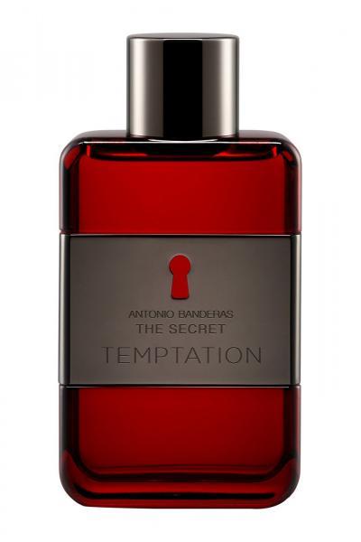 Perfume Antonio Banderas The Secret Temptation Eau de Toilette Masculino 50ML