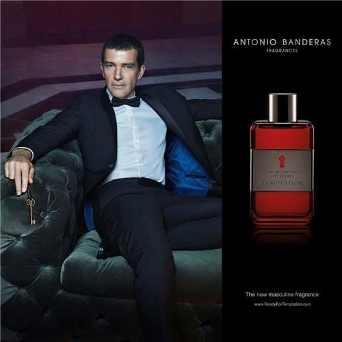 Perfume Antonio Banderas The Secret Temptation Masculino Eau de Toilet...