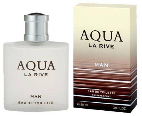 Perfume Aqua La Rive Eau de Toilette - Masculino 90 Ml