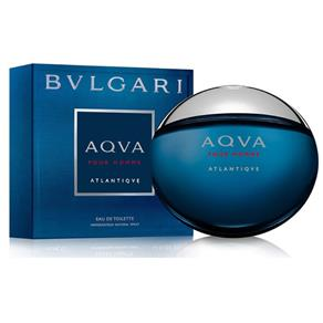 Perfume Aqva Atlantiqve Masculino Eau de Toilette - Bvlgari