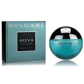 Perfume Aqva Marine Masculino Eau de Toilette - Bvlgari - 100 Ml