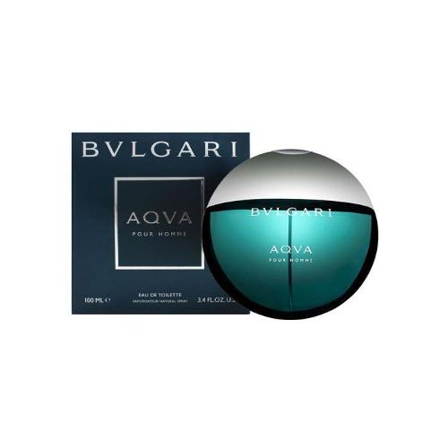 Perfume Aqva Pour Homme Eau de Toilette Masculino Bvlgari 100ml