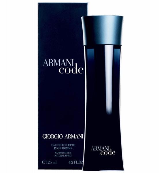Perfume Armani Code 125ml Eau de Toilette Masculino125 ML