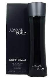 Perfume Armani Code, Eau de Toilette, 125ml