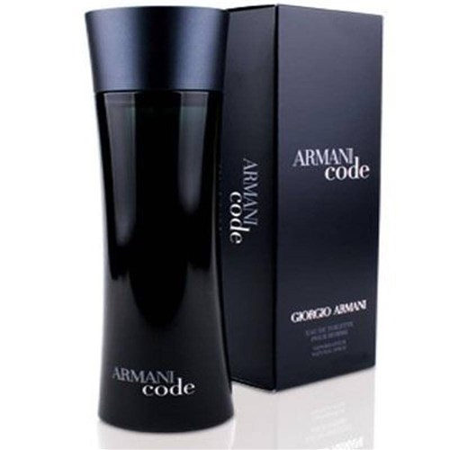 Perfume Armani Code Eau Toilette 50Ml-Masculino