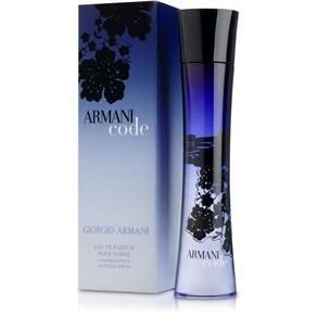 Perfume Armani Code Feminino Eau de Parfum 75ml - Giorgio Armani