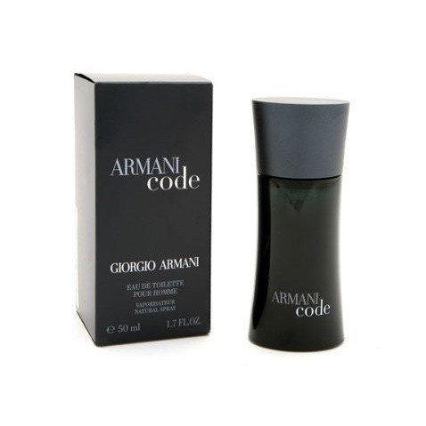 Perfume Armani Code - Giorgio Armani - Masculino - Eau de Toilette (75 ML)