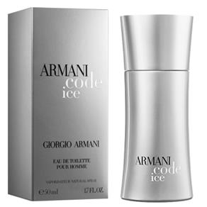 Perfume Armani Code Ice EDT Masculino Giorgio Armani