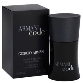 Perfume Armani Code Masculino Eau de Toilette - 30ml