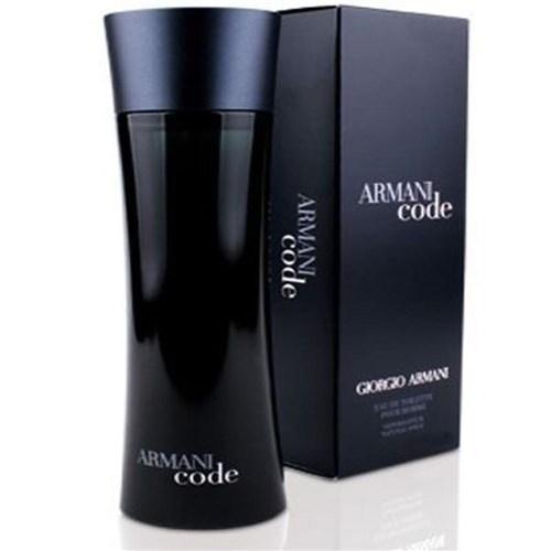 Perfume Armani Code Masculino Eau De Toilette (125 Ml)
