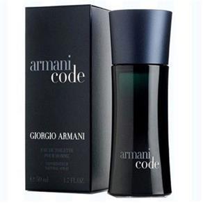 Perfume Armani Code Masculino Eau de Toilette - 50ml