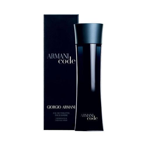 Perfume Armani Code Masculino Eau de Toilette