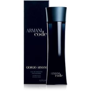 Perfume Armani Code Pour Homme Masculino Eau de Toilette 125ml