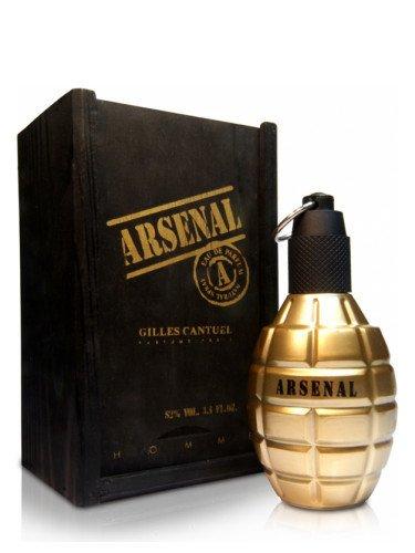 Perfume Arsenal Gold - Gilles Cantuel - Masculino - Eau de Parfum (100 ML)
