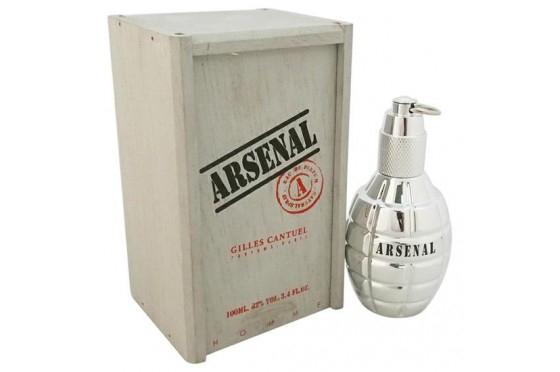 Perfume Arsenal Platinum Masculino 100 Ml