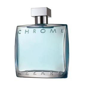 Perfume Azzaro Chrome Eau de Toilette Masculino - 50ml - 30ml
