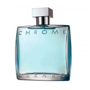 Perfume Azzaro Chrome Eau de Toilette Masculino - 50ml - 100ml